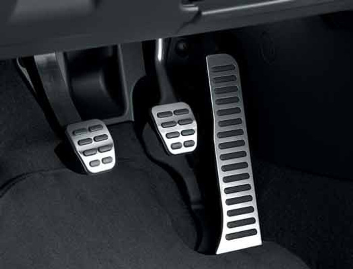 Vw Eos Sport Pedal Covers (C012)
