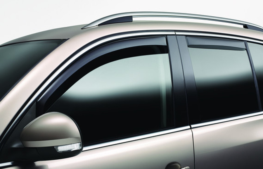 Vw Tiguan Rain Guards (K002)