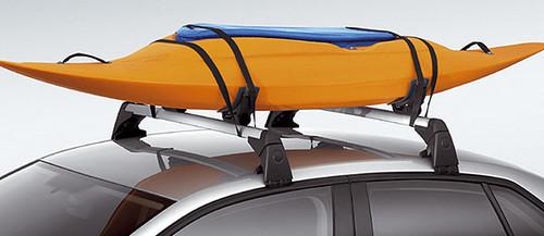 vw roof rack kayak carrier vw accessories shop