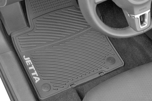 vw jetta rubber floor mats vw accessories shop