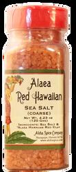 `Alaea Red Hawaiian Sea Salt (Coarse) 4.23 oz Plastic Shaker