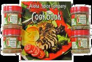 Organic Samplers with Cookbook