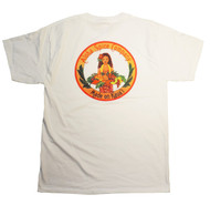 Men's White Aloha Spice Company T-Shirt