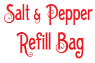 Hawaiian Pepper & Salt Refill Bag