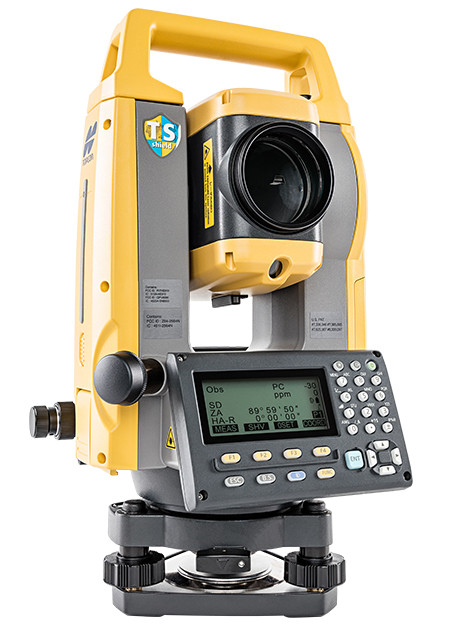 topcon gm 102 2 reflectorless bluetooth total station sealand survey and safety equipment. Black Bedroom Furniture Sets. Home Design Ideas