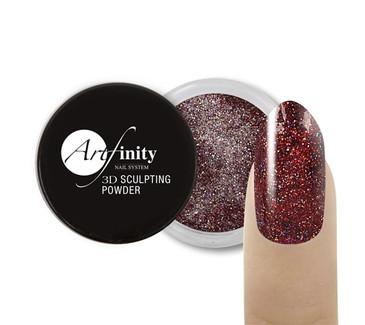 Ruby Slippers 1/4 oz. Colored Acrylic 3D Sculpting Powder