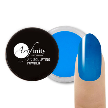 Pool Party 1/4 oz. Colored Acrylic 3D Sculpting Powder