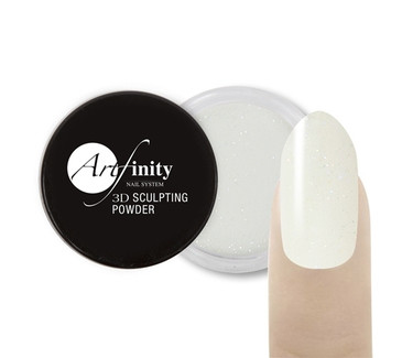 Mint Hint 1/4 oz. Colored Acrylic 3D Sculpting Powder