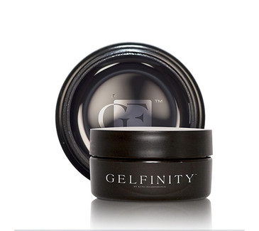 KUPA's GelFinity Structure Hard Gel - THIN CLEAR Color (30mL)  - Made for the KUPA GelFinity Nail System.  Cures in UV/LED Nail Lamps.  Available in 15mL and 30mL jars. (GEL-SCLR-30ML-T)