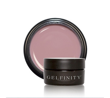 KUPA's GelFinity Structure Hard Gel - COVER PINK Color (15mL)  - Made for the KUPA GelFinity Nail System.  Cures in UV/LED Nail Lamps.  Available in 15mL and 30mL jars. (GEL-SCPNK-15ML)