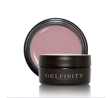 KUPA's GelFinity Structure Hard Gel - COVER PINK Color (30mL)  - Made for the KUPA GelFinity Nail System.  Cures in UV/LED Nail Lamps.  Available in 15mL and 30mL jars.  (GEL-SCPNK-30ML)