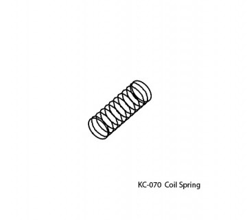 KC-070 Coil Spring Replacement for Upower UG12 & SUG12 Handpieces