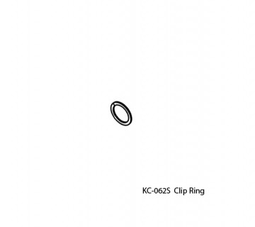 KC-062S CLIP RING C-TYPE Replacement for Upower UG12 & SUG12 Handpieces