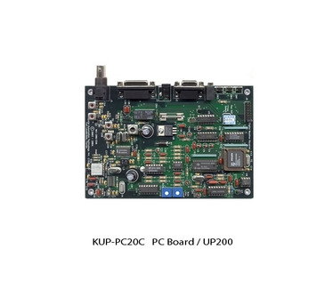 UP-PC-20C Replacement PC Board for Upower Model UP200 Control Box