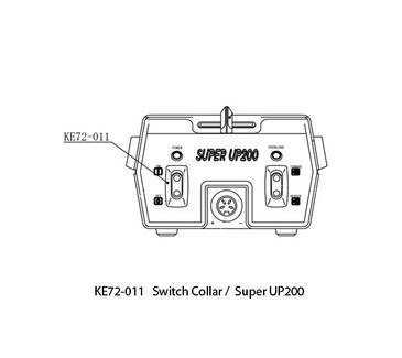 KE72-011 Switch Collar Super UP200