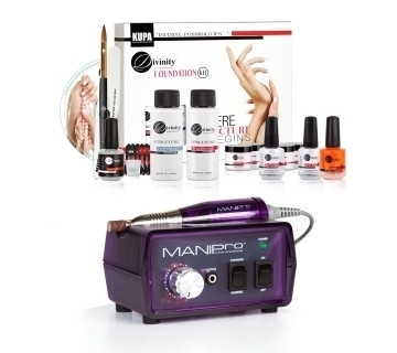 ManiPro Original Purple and Foundation Kit