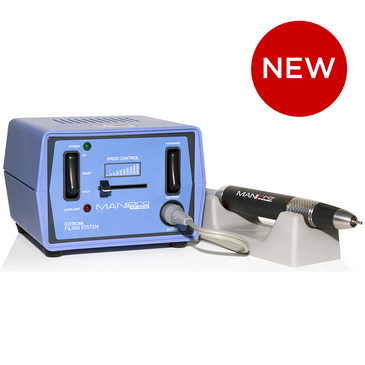 The MANIPro® KP-5000 is a Premium Quality Professional Electric Nail Filing System brought to you from Kupa Incorporated.  The KP-5000 comes fully equipped with features that include: KP-55 Handpiece with a high torque motor that ranges from 0-30,000 RPM;s, the latest Acetone Resistant Control Box, a precision sliding speed control, forward/ reverse button and the option to add a MANIPro® KP-5000 foot operated speed control pedal.  The KP-5000 easily coverts from 110V to 220 Volt with the flip of a switch.  Full 1 Year parts and labor warranty with your Electric File purchase!    CONTENTS:  * KP-55 Handpiece * KP-5000 Control Box * Handpiece Cradle * Instruction Manual  FEATURES:  * Ultra Smooth / Quiet / Vibration Free * Acetone Resistant Finish Control Box * Compact Light Weight * Precision Sliding Speed Control * Forward/ Reverse Button * High Torque / 30,000 RPM * Foot Operated Speed Control - Option to Add * Automatic switching 110/220 Volts * Limited One Year Warranty  Compatible Handpieces:   U-Power Model:  * UG-12 (UP200 Handpiece) * UG-14 (UPower 2G & UP200-V Handpiece)  MANIPro Model:   * KP-36 (Supermax Handpiece) * KP-50 (MANIPro® Handpiece) * KP-55 (MANIPro® Handpiece)