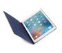 iPad Pro 9.7 Case, DEVICEWEAR Ridge - Thin Black Vegan Leather, 6 Position Flip Stand, Magnetic On/Off Switch for Apple iPad Air 3 / iPad Pro 9.7 inch