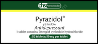 PIRAZIDOL®, (aka Lifril, Pirlindole) 50pills/pack, 50mg/pack