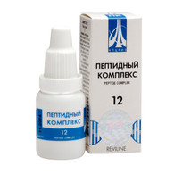 PEPTIDE COMPLEX 12 for the lungs and respiratory system, 10ml