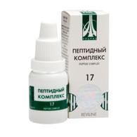 PEPTIDE COMPLEX 17 for eyes, 10ml