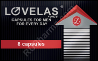 Lovelas Forte® (natural Viagra alernative), 8caps/pack