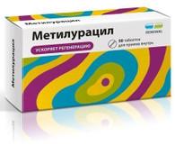 METILURATSIL® (aka Dioxomethyltetrahydropyrimidine) 50tab/pack, 500mg/tab