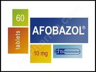 AFOBAZOL®, (aka Afobazole) 60pills/pack, 10mg/pill