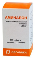 AMINALON®, 100pills/pack, 250mg/pill
