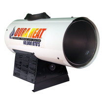 Dura Heat GFA60A 30K-60K BTU Propane(LP) Forced Air