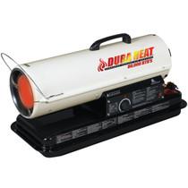 Dura Heat DFA80T 80K BTU Kero Forced Air Heater with Thermostat
