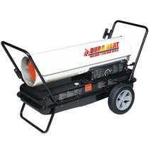 Dura Heat DFA220CV 220K/180K BTU Kero Forced Air Heater with Dual Heat