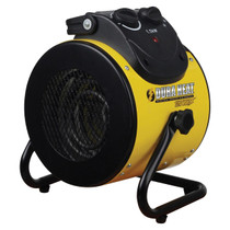 Dura Heat EUH1500 Electric Forced Air Heater with Pivoting Base 5,120 Btu