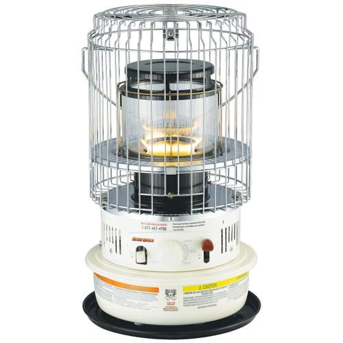 Kero World Compact Convection 10,500 Btu's Portable Indoor Kerosene Heater