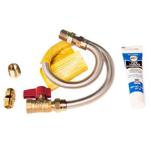 Propane (LP)/Natural (NG), Gas Appliance Install Kit