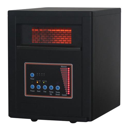 Comfort Glow QDE8600 Infrared Quartz Comfort Furnace
