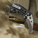 Mantis MK-4 Vuja De Balisong Karambit (MNMK-4)