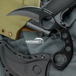 Black Undercover Karambit w/Sheath (UC1466B)