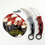 Fox 478 Karambit & DVD Training Package - 3 in 1 (FX478+Trainer+DVDPkg)
