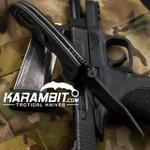 Emerson CQC-8 BT Black Folding Knife (EMR-CQC-8BT)