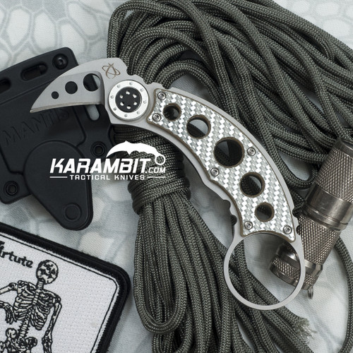 Mantis MK-f Mrs. Smith Fixed Karambit