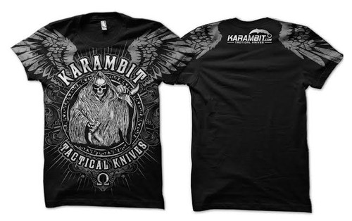 Karambit Tactical Knives Omega Reaper T-Shirt