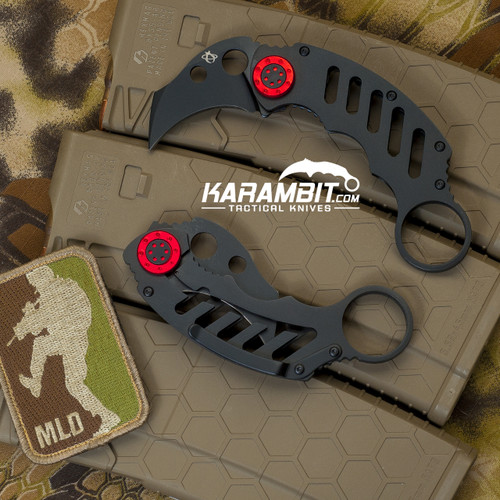 Mantis MK-1 Cinq 1 Folding Karambit
