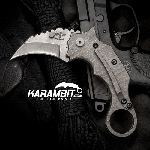 James Coogler's Nemesis Folding Karambit