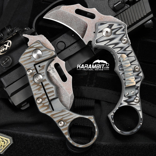 James Coogler's Flipper Karambit