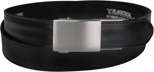Black Leather Ultimate Carry Belt