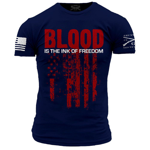Ink of Freedom Tshirt (GS481)
