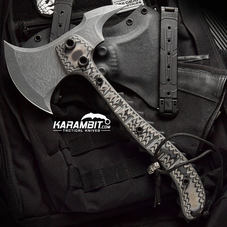 James Coogler's Black and White Tomahawk (CooglerBlackWhiteTomahawk)