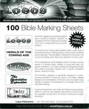 Blank Bible Marking Sheet Pads