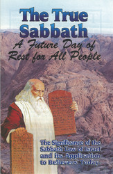 H24. The True Sabbath - A Future Day Of Rest For All People